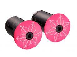 fita de guidao supacaz para speed super sticky rosa hot