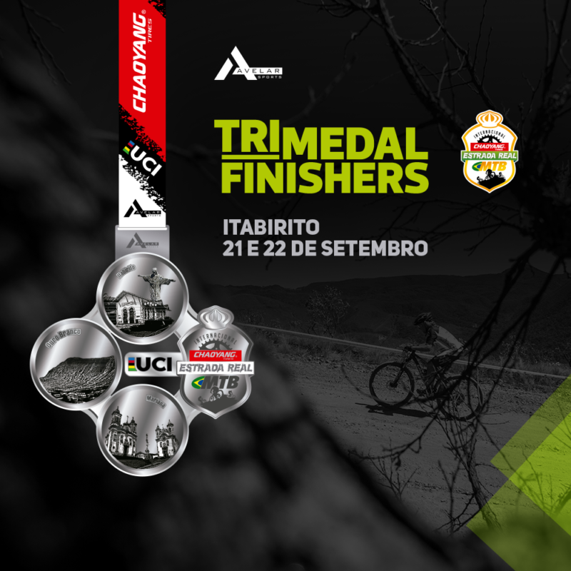 Maratona Internacional Chaoyang Estrada Real - Última etapa