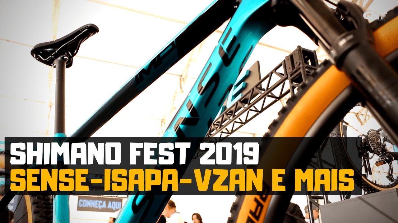 SHIMANO FEST 2019 - cobertura completa