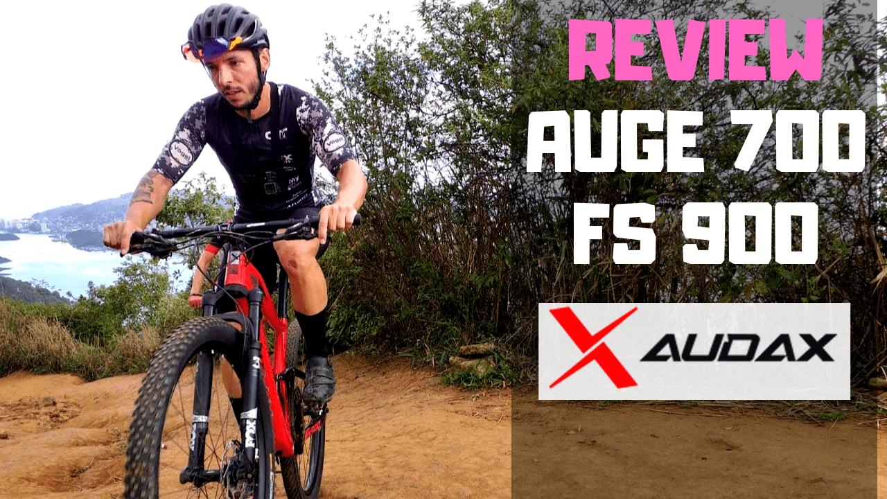 audax bikes -REVIEW FS 900 E AUGE 700