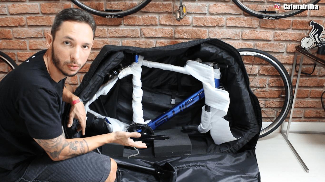 como transportar a bike no mala bike o caixa