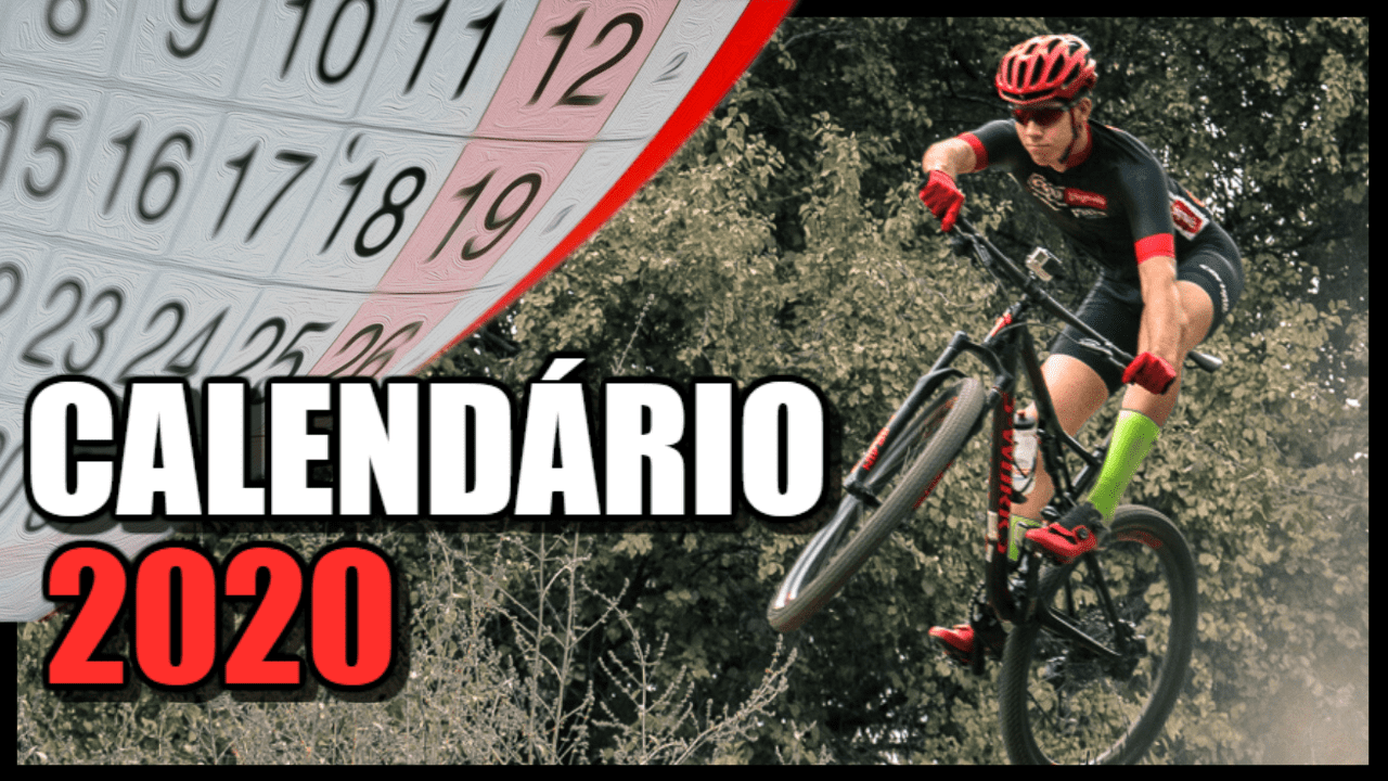 CALENDARIO DE MOUNTAIN BIKE, MTB E CICLISMO ANO 2020