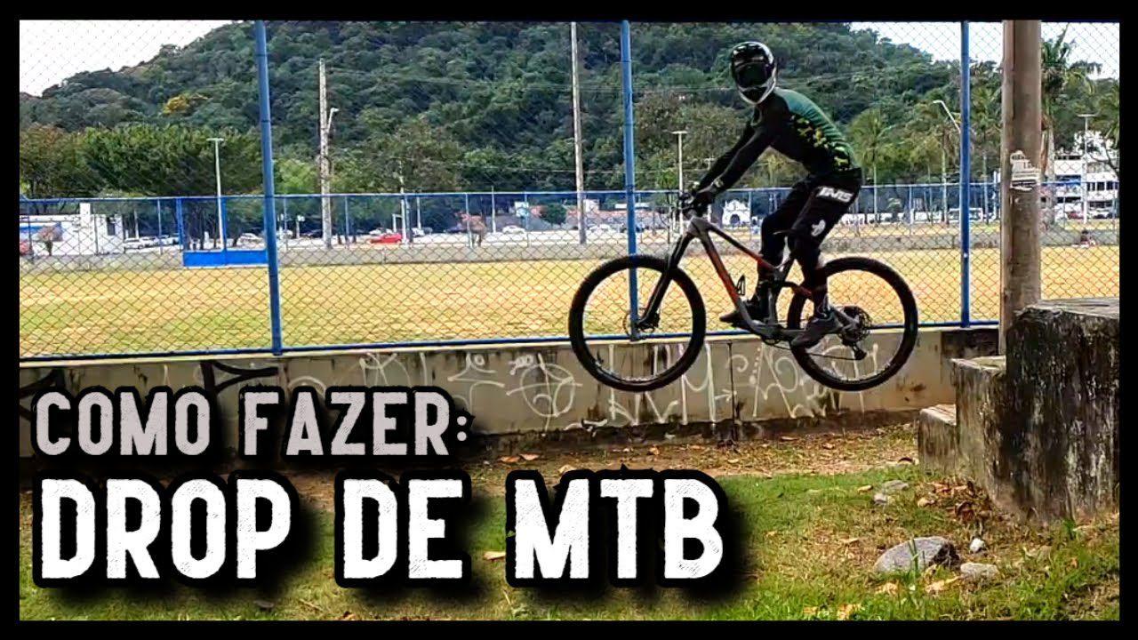 Drop de Mountain Bike