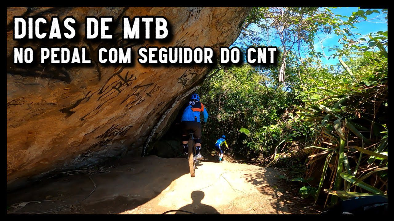 iniciando na trilha de mountain bike morro do moreno cafe na trilha
