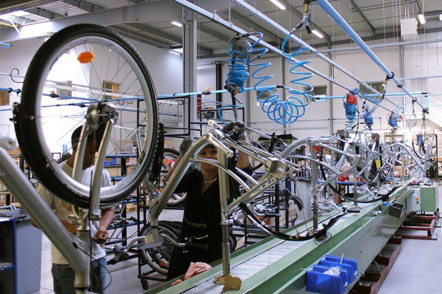 produção de bicicletas registra queda no brasil