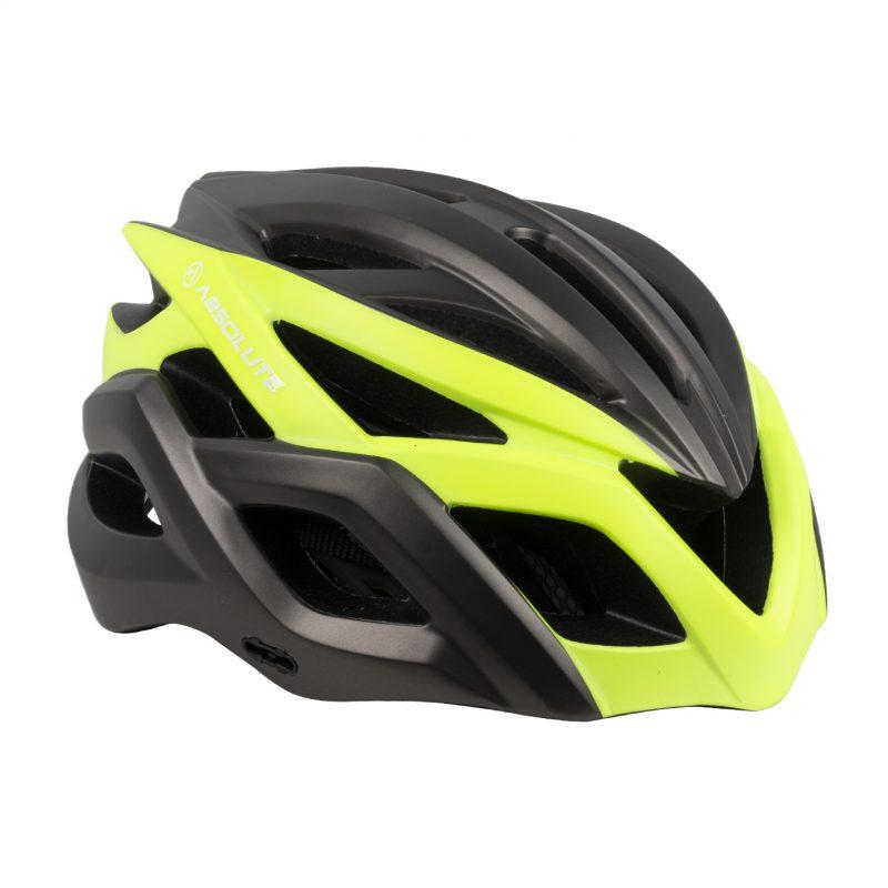 capacete absolute wild flash preto e amarelo 2