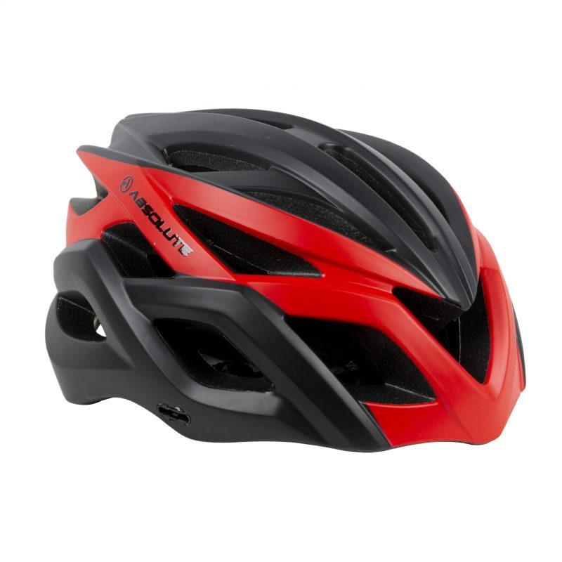 capacete absolute wild flash preto e vermelho 2
