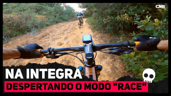 Trilha de Mountain Bike e Estradão | Café na Trilha #ProjetoNaIntegra