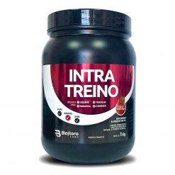 O INTRA TREINO é um suplemento energético para atividades de longa duração, sendo fonte de proteínas e carboidratos aos atletas. Desenvolvido especialmente para Endurance, garante a reposição energéticae minimiza a fadiga durante o treino. O carboidrato é de baixo índice glicêmico para evitar picos de insulina e de longa absorção.